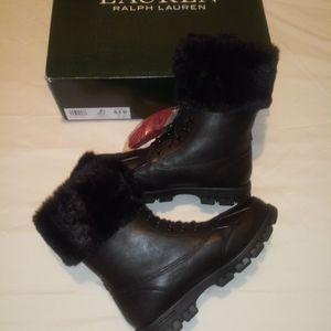 Ralph Lauren Darby Boot